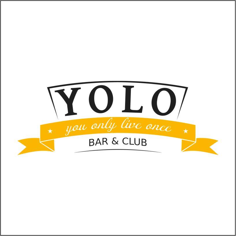 Отрисовка логотипа yolo_club_maket