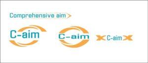 Ребрендинг логотипа компании C-aim