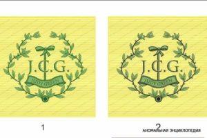 Отрисовка логотипа заказчика