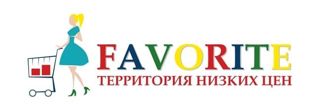 Отрисовка логотипа Фаворите