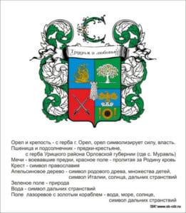 Разработка герба онлайн