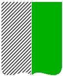 Зеленый цвет в геральдике
