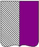 Пурпурный цвет в геральдике